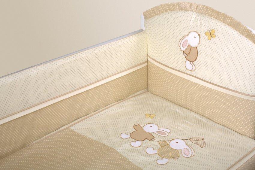 Бортики комплект в кроватку